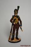 Рядовой 1-го батальона егерей (касадорес). Португалия, 1808-09
