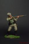 Рядовой 17 гусарского полка, Германия, 1914 год.