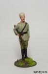 Рядовой 21 бригады Отдельного корпуса Пограничных Стражей, 1904
