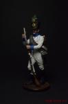 Фузилёр 4-го пехотного полка Хох унд Дойчмейстер. Австрия, 1809-