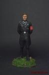 Штирлиц - Оловянный солдатик коллекционная роспись 54 мм. Все оловянные солдатики расписываются художником вручную