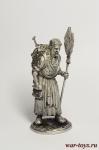 Баба Яга - Оловянный солдатик. Чернение. Высота солдатика 54 мм