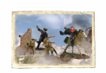Казацкая кавалерийская дивизия, Россия, масштаб 1:72
