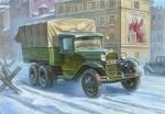 Советский трехосный грузовик ГАЗ-ААА