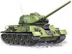 Советский средний танк Т34/85 (подарочный набор).