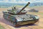 Основной боевой танк Т-80БВ (подарочный набор).