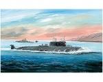 Атомная подводная лодка «Курск» Масштаб:1/350 (подарочный набор)