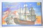 Корабль Адмирала Нельсона «Виктори»