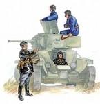 Танкисты Красной Армии.