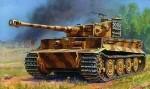 """Немецкий танк Т-VI """"Тигр"""" (поздних выпусков)."""