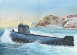 Атомная подводная лодка К-19.