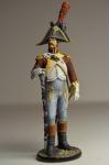 Тамбурмажор линейного полка Франция (1809-1812 гг.)