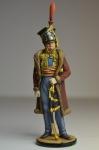 Пьер Дави де Кольбер-Шабане Командир 2-го полка Гвардейских улан