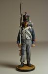 Сержант фузилеров. Франция 1807г.