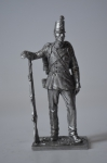 Рядовой австрийской пехоты, 1859 год