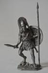 Лакедемонский командир. Греция, 5 век до н.э.