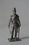 Офицер линейной пехоты. Италия, 1849 год