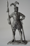 Капитан ландскнехтов, 1544 год