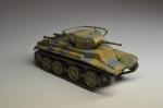 Русские танки №39, журнал с моделью танк БТ-7  (масштаб 1:72)