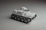 Русские танки, журнал №41 Т-40 (только модель)