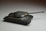 Русские танки №37, журнал с моделью ИС-4