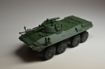 Русские танки №40 с моделью БТР-90
