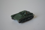Русские танки №58 с моделью  Т-60