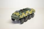 Русские танки №27, журнал с моделью БТР-60П