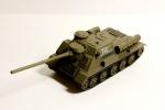 Русские танки №26, СУ-100 (только модель)