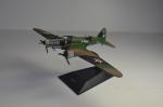 Легендарные самолеты №12  Ил-4 (только модель)