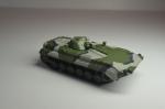 Русские танки №75 БМП-1 (только модель)