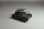 Русские танки №72 Т-26 (только модель)