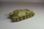 Русские танки №17 СУ-122.(только модель)