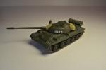Русские танки №12 Т-55 (только модель)
