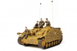 Германия, танк Sturmgeschutz III Ausf. G, Варшава 1944 масш.1:32