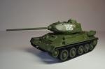 Россия,танк T-34/85 Витебск. Масштаб 1/32