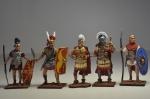 Набор оловянных солдатиков - Древний Рим (полу коллекционный)