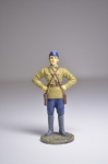Солдаты Великой Отечественной войны №7 (только фигурка) 54 мм.