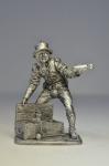 Артиллерист с ящиком. Зап Европа, 15 век