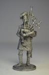 Волынщик 92-го (Гордона) шотландского полка. Вел-ия, 1815 г.