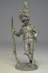 Рядовой полка пеших гренадер  Франция, 1804-15 гг.