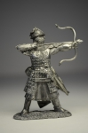 Монгольский лучник 14 в.