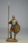 Византия. Пехотинец. 9-11 век