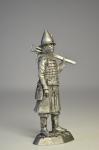 Русский воин, вторая половина 14 века