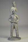Генерал-лейтенант князь П.И.Багратион. Россия, 1805 г.