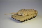 Боевые машины мира №1 М1А1НА «Абрамс» (только модель)