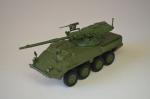 Боевые машины мира №4 М1128 Страйкер (только модель)
