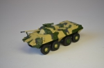 Русские танки, журнал №81 с моделью БТР-90