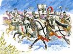 Рыцари Тевтонского ордена 1:72