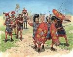 Римская пехота II-I вв. до н.э.